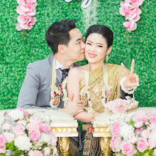 Wedding photographer Pitoon Viriyakuithong (akei789). Photo of 13.04.2017