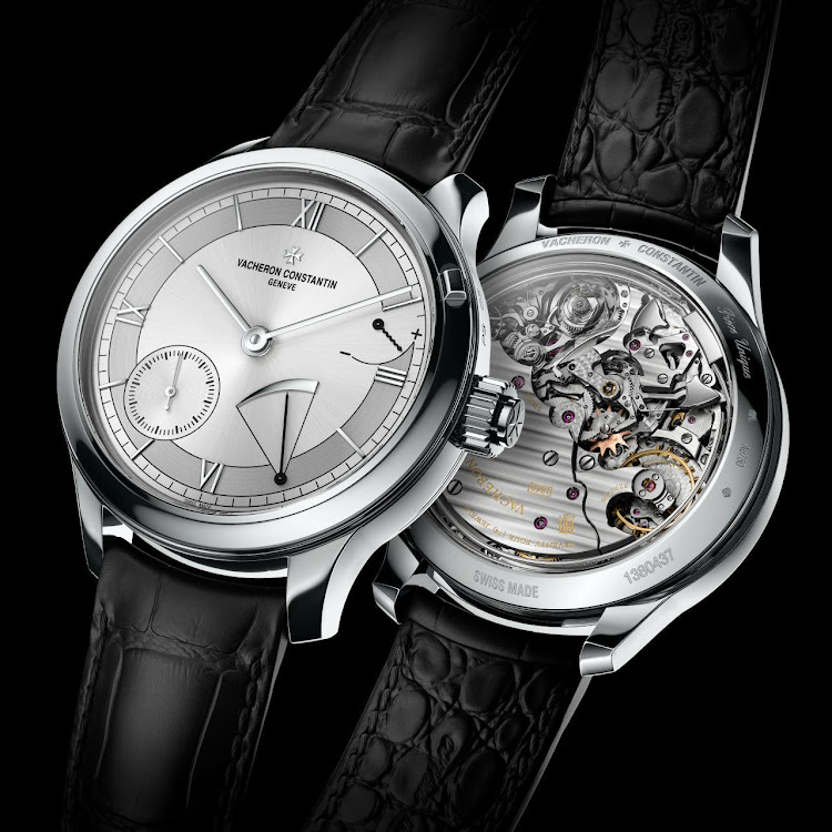 Les Cabinotiers Symphonia Grande Sonnerie 1860, a watch equipped with a grande and petite sonnerie as well as a minute repeater