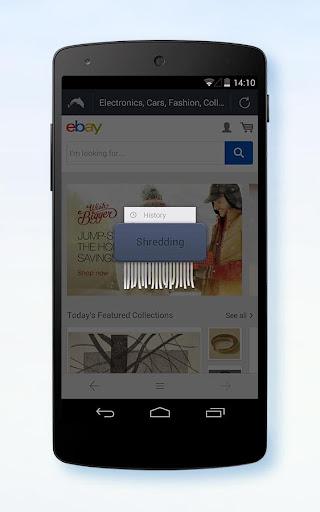 Dolphin Zero Incognito Browser screenshot 4
