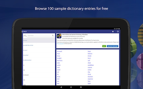 Oxford Advanced Learner's Dict Premium V1.1.3.0 Mod APK 9