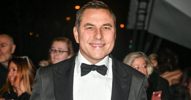 David Walliams: Becoming a dad eased my depression