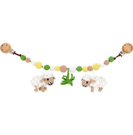 Sindibaba Barnvagnshänge Sheep