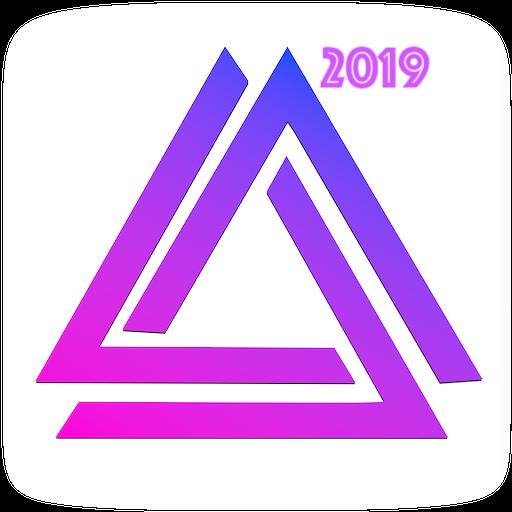 Alpha Launcher - Live Theme, Wallpaper, Hide Apps Icon