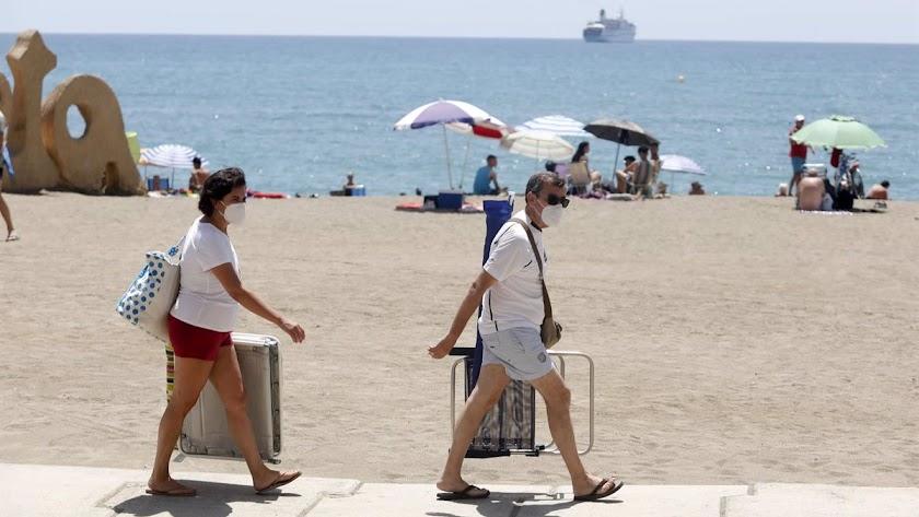 El fin de las vacaciones de muchos puede afectar a la curva epidemiológica.