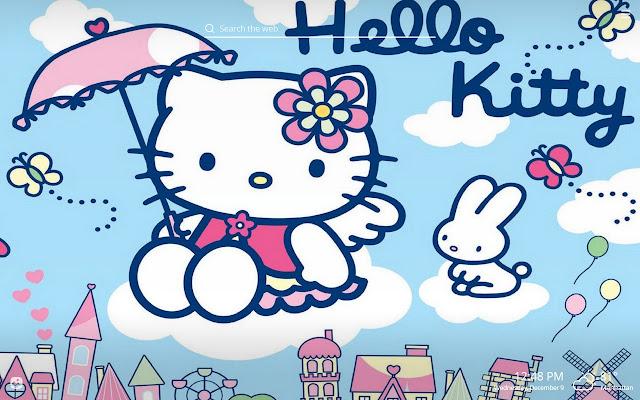 Hello Kitty Hd Wallpapers New Tab Theme