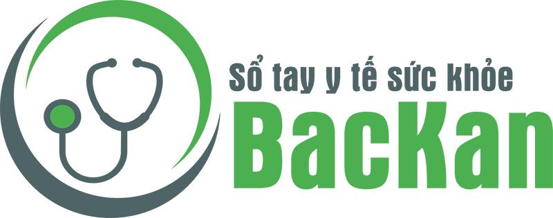 Hình ảnh logo mới của website Trungtamytedpbackan