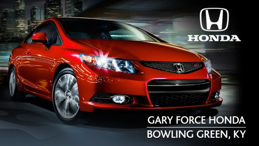 Gary force honda google for Honda dealership bowling green ky