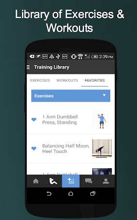 Yoga & Pilates Conditioning 3.5.1 screenshot 1166851
