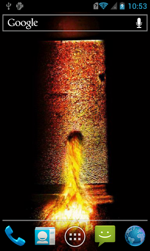 Fiery stream Live WP