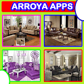 Living Room Furniture Ideas icon