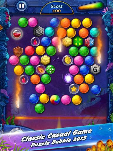 Puzzle Bubble 2015