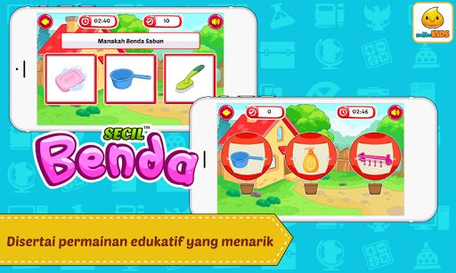Belajar Benda + Suara app (apk) free download for Android/PC/Windows screenshot