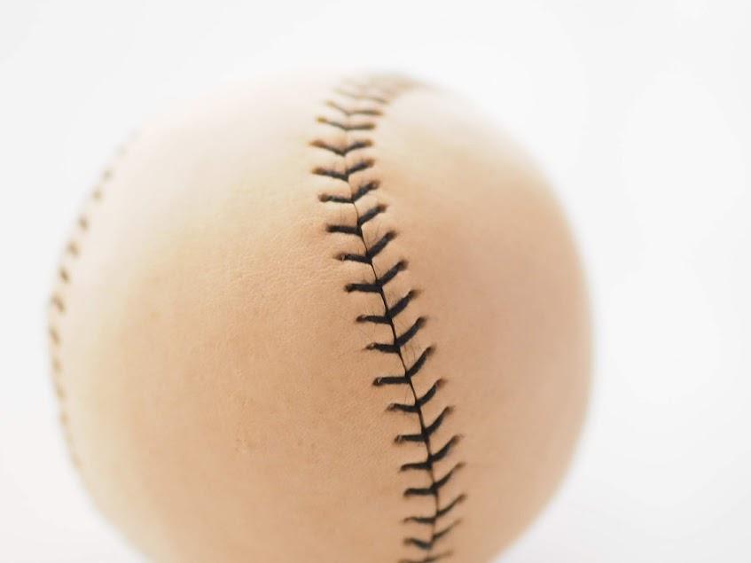 ボールの縫い目