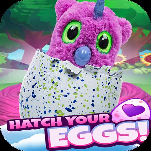 Hatchimals Surprise Eggs : CollEggTibles