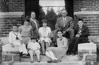 Photo: The Plaunts moved from North Bay to Sudbury in 1925 and a fourth daughter Jean was born.