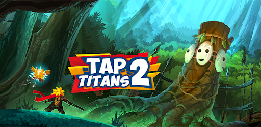 Tap Titans 2 game (apk) free download for Android/PC/Windows screenshot