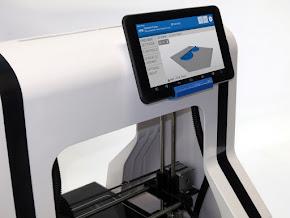 MatterControl Touch Mount - Robo 3D R1