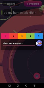 TODO New Missions :Gamy TODO list Professional App Screenshot