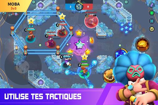 Télécharger Gratuit Heroes Strike - 3v3Moba & bataille royale -Offline mod apk screenshots 4