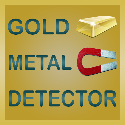 Metal Detector - Body Scanner & Gold Detector Icon