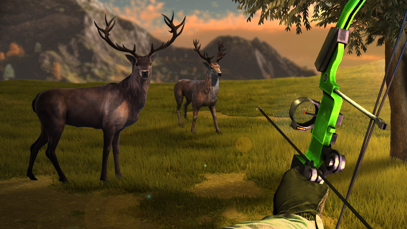 Europe Bow Hunt Wild Animals Android Apps On Google Play