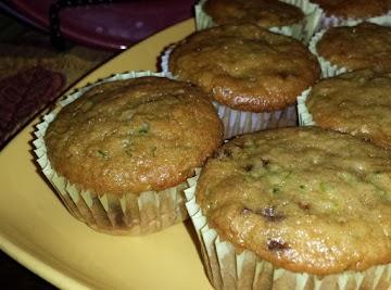 Zucchini Bread Using Mama T's Quick Bread Mix Recipe