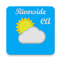 Riverside, CA - weather icon