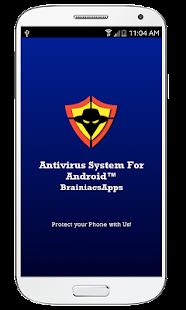 Antivirus System 2