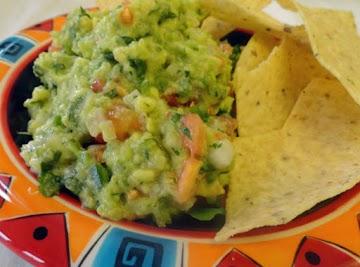 Kickin' Guacamole, Yummy! Recipe