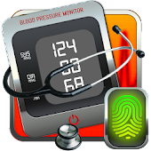 Blood Pressure Checker : Finger BP Scanner Prank