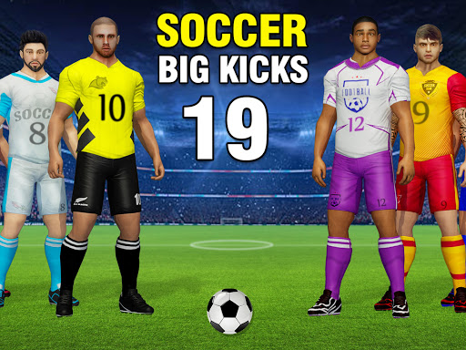 Soccer Revolution 2019 Pro apkpoly screenshots 24