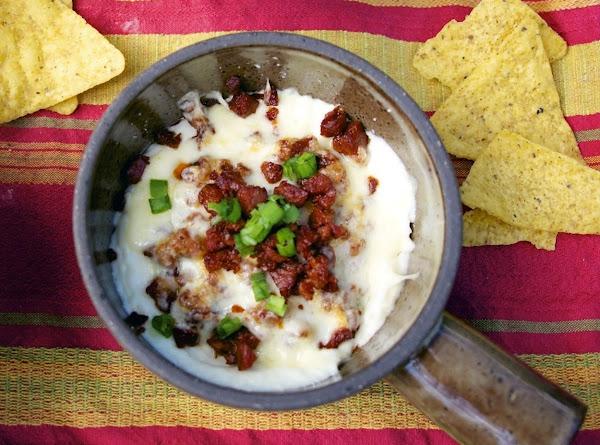 Chorizo & Cheese Dip Recipe