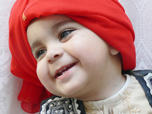 by Nafees Bazmi - Babies & Children Children Candids ( face, baby, smile, people, portrait, kid )