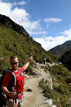 Photo: Lhotse - 4th highest peak in the world