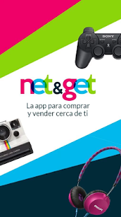 NetandGet compra y vende- screenshot thumbnail