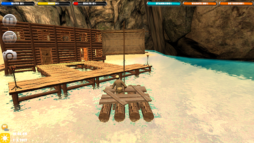 Survival Forest : Survivor Home Builder 1.4 screenshots 17