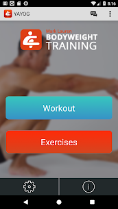 You Are Your Own Gym by Mark Lauren Apk 1