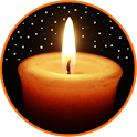 NIGHT CANDLE 🕯️ GUIDED MEDITATION SLEEP icon