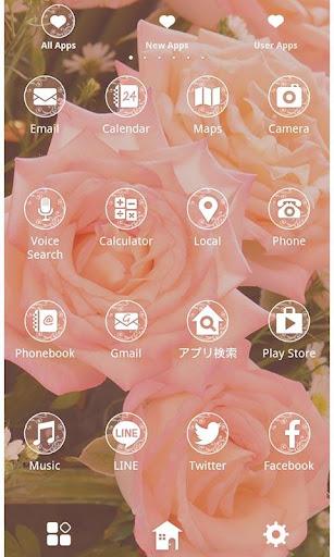 icon & wallpaper-Pink Roses- 1.0.0 Windows u7528 2