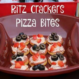 RITZ® Pizza Bites
