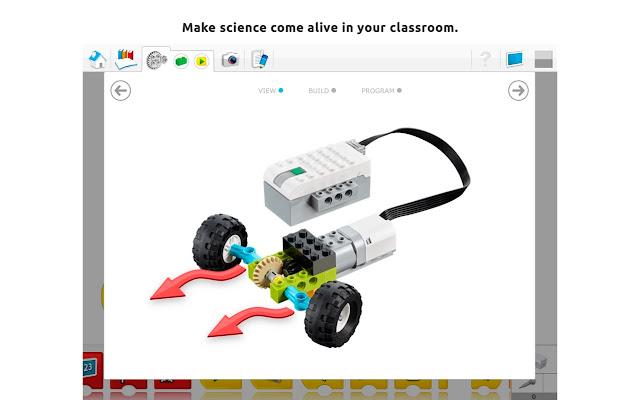 WeDo 2.0 LEGO® Education - Chrome Web Store