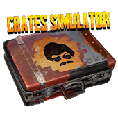 Crates Simulator for PUBG