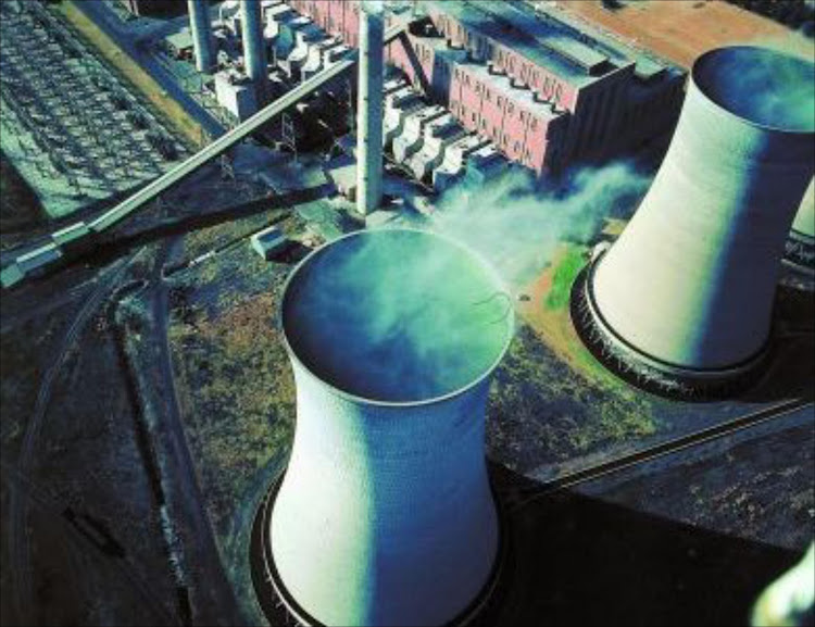 Key nuclear-related contracts entered into by the Department of Energy are irregular and unauthorised' the auditor-general has found. File photo.