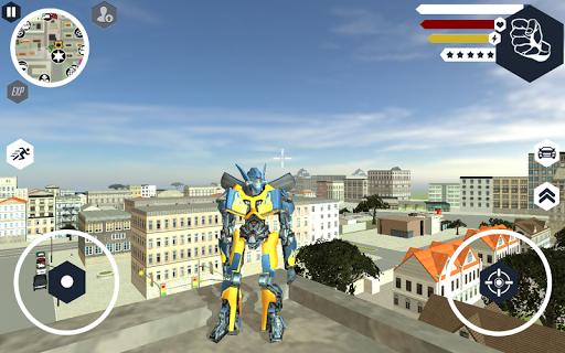 Muscule Car Robot 2.1 screenshots 2