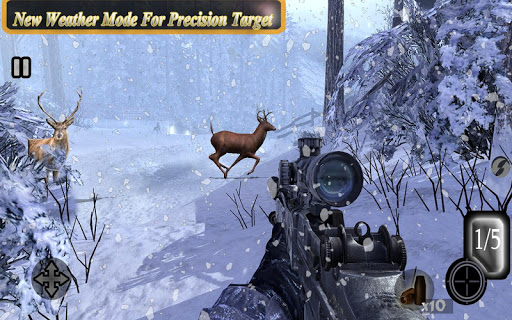 Sniper Animal Shooting 3D:Wild Animal Hunting Game 1.32 screenshots 5