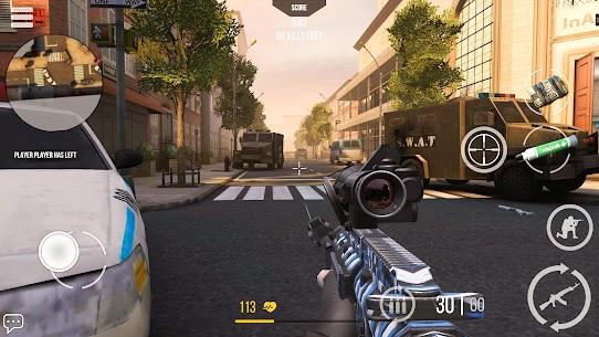 Modern Strike Online 1.29.2 MOD (Unlimited Days/Ammo) 5