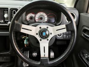 アルトワークス HA36S 2WD 5MTのステアリングのカスタム事例画像 *PECO* 〜解体屋〜さんの2018年05月27日16:22の投稿