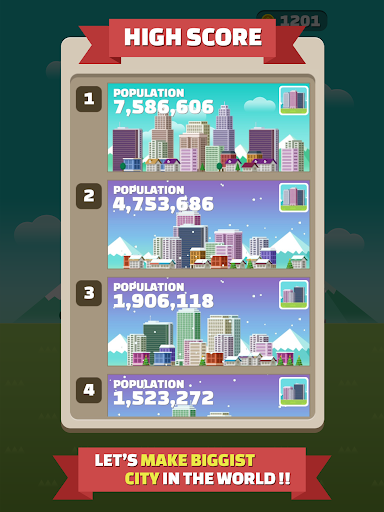 My Little Town Premium Games for Android screenshot
