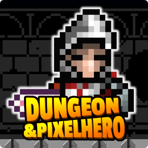 Dungeon n Pixel Hero - Retro RPG APK Cracked Download