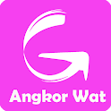 Angkor Wat Cambodia Tour Guide icon